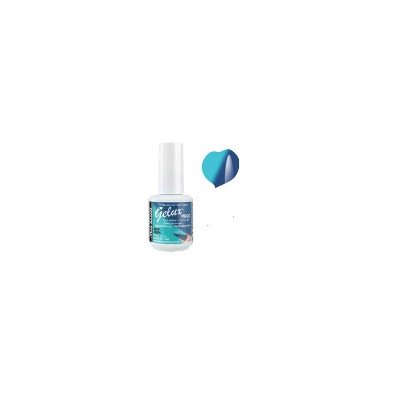 Gelux Mood Blue-Aqua