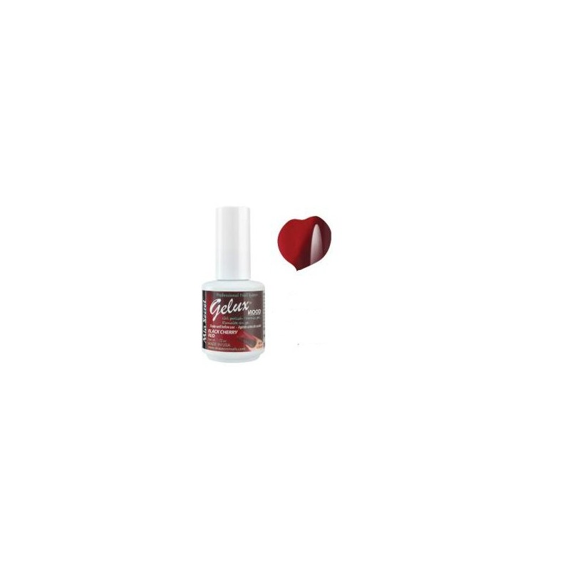 Gelux Mood Black Cherry-Red
