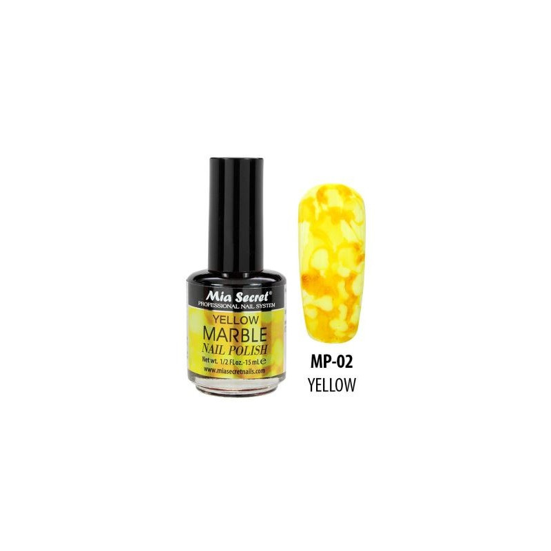 Marble Polish Amarillo