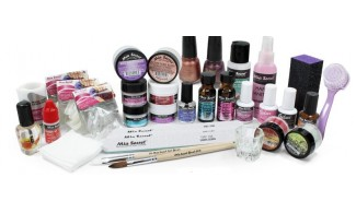 Kit Academia (acrílico, Gel,Semipermanente, Dipping)