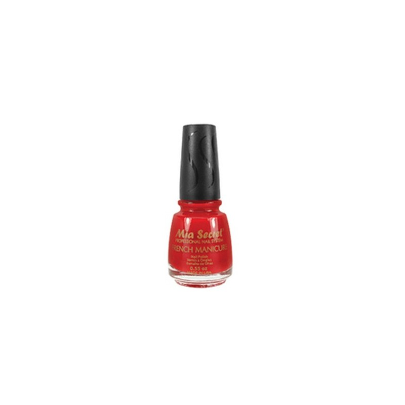 French Manicure Coral