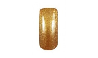 French Manicure Golden Sun