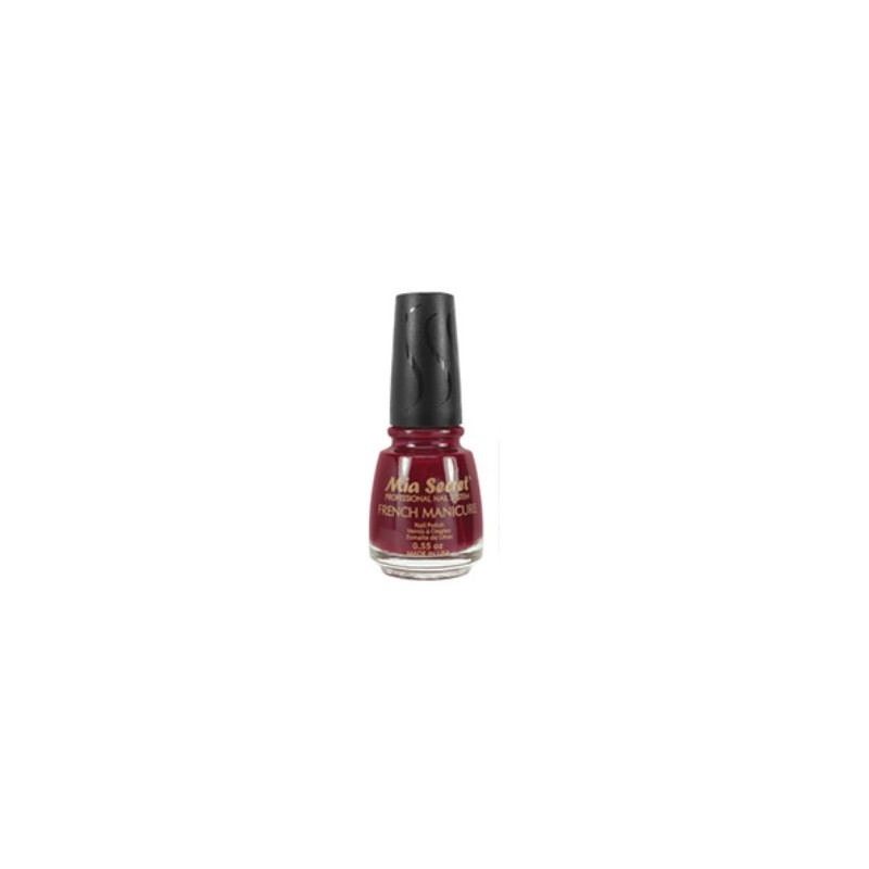 French Manicure Classic Red