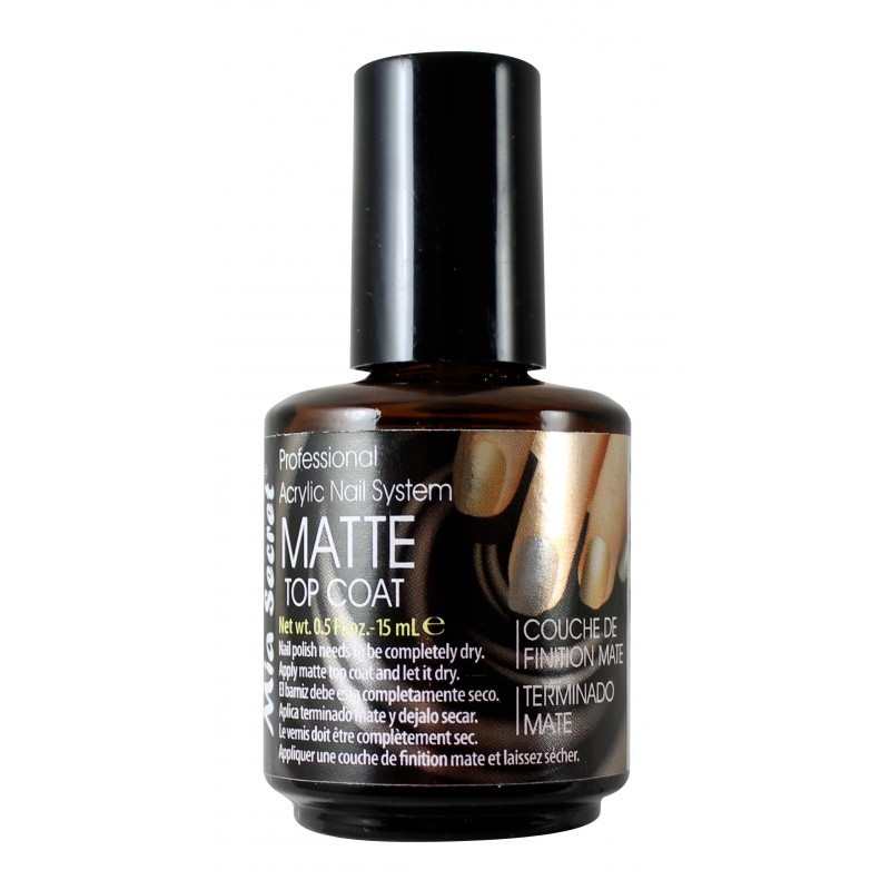 Matte Top Coat 15 ml