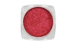 Metallic Flakes rojo