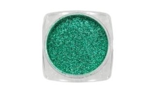 Metallic Flakes  verde