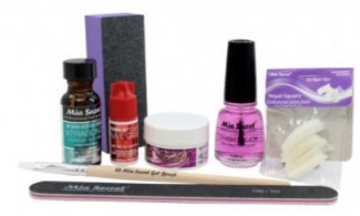 Kit Gel transparente