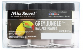 Colección Grey Jungle